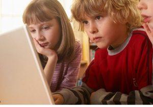 děti a web